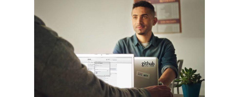 Microsoft steht vor der Übernahme von GitHub
