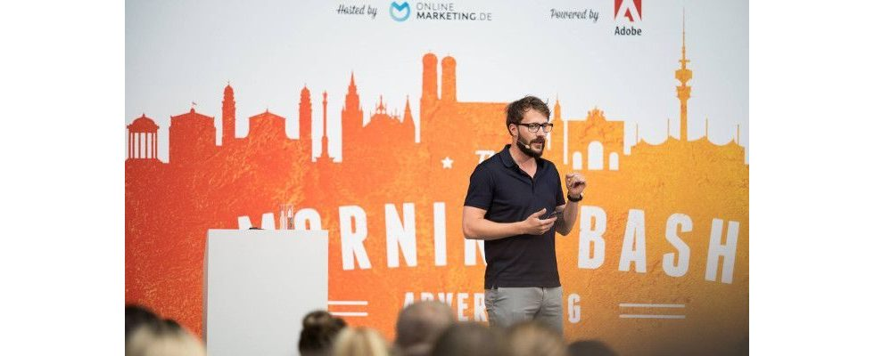 Das neue Marketing, DSGVO & Advertising Trends – The Morning Bash München