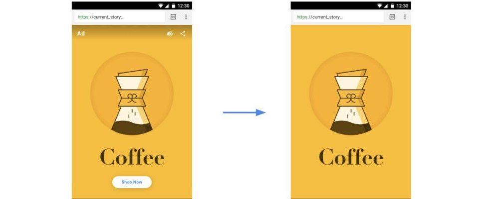 Googles AMP Stories 1.0 – Monetarisierung mit Werbeformaten für alle verfügbar