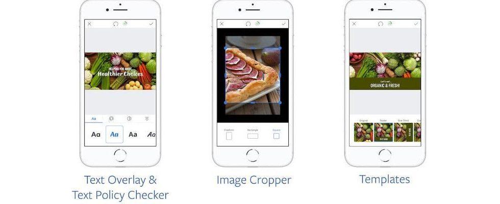 Facebook: Werbeanzeigen mit neuen Tools mobil in der App erstellen und bearbeiten