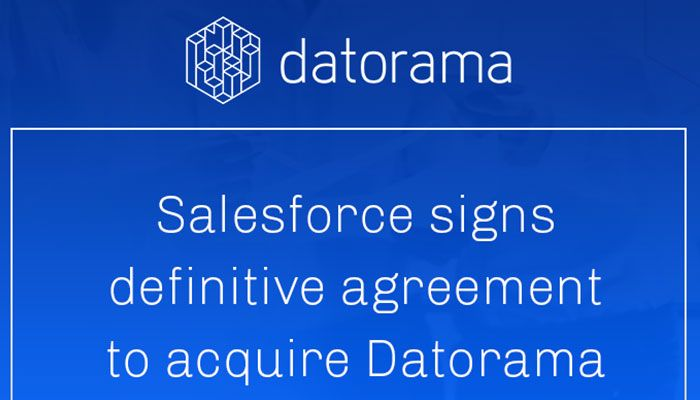 datorama salesforce
