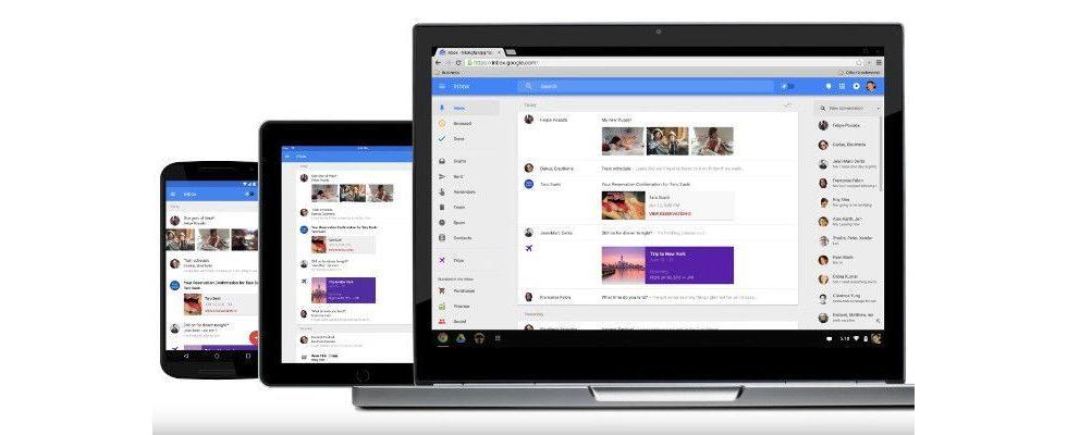 Google lässt App-Entwickler auf Gmail-Nachrichten von Nutzern zugreifen