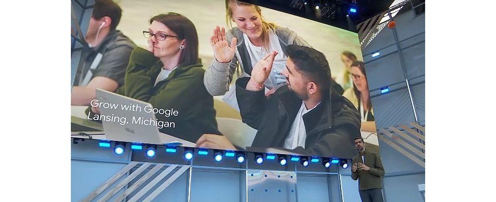 Google überzeugt trotz Milliardenstrafe mit starken Quartalszahlen