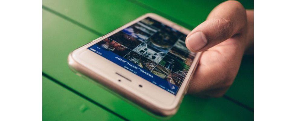 Blauer Haken bei Instagram: Du kannst jetzt in der App die Verifikation beantragen