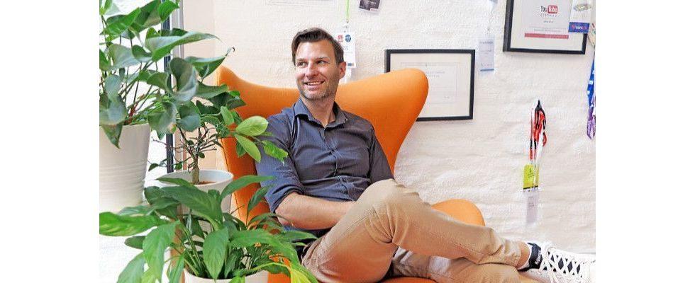 """""""Geld ist nicht alles und sorgt nur bis zu einem gewissen Grad für Motivation"""" – Marius Szoltysek, netspirits"""
