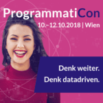 ProgrammatiCon 2018 – Programmatic Marketing Conference