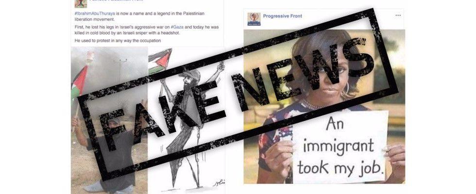 Facebook sperrt hunderte Propaganda-Konten aus Russland und dem Iran