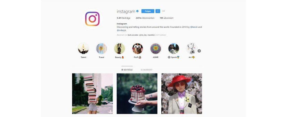 Follower auf Instagram gewinnen und an sich binden – Die 8 beliebtesten Marken machen es vor