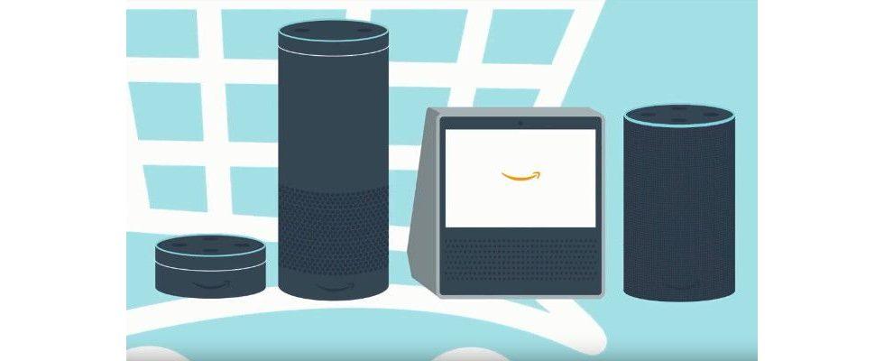 Voice Shopping: Nutzer kaufen kaum über Alexa – noch nicht