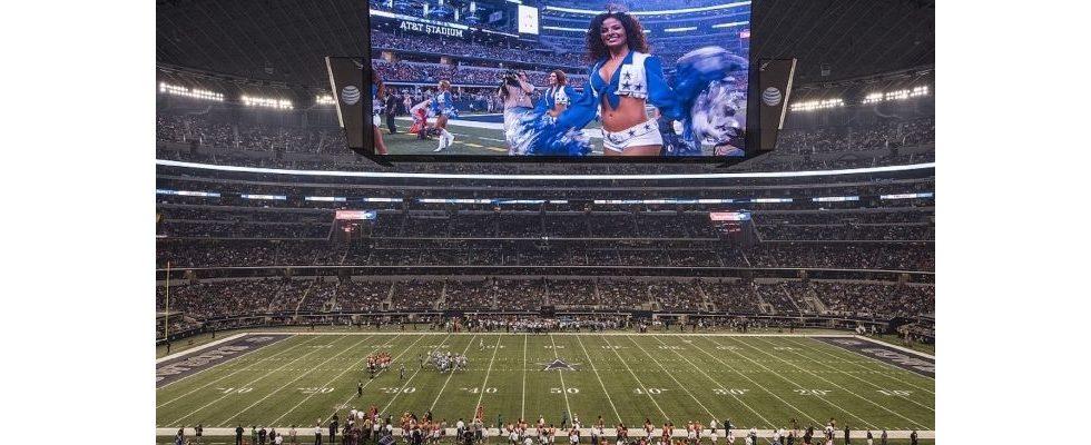 Marriott schickt onlineaffine NFL-Fans für vier Spiele um die Welt