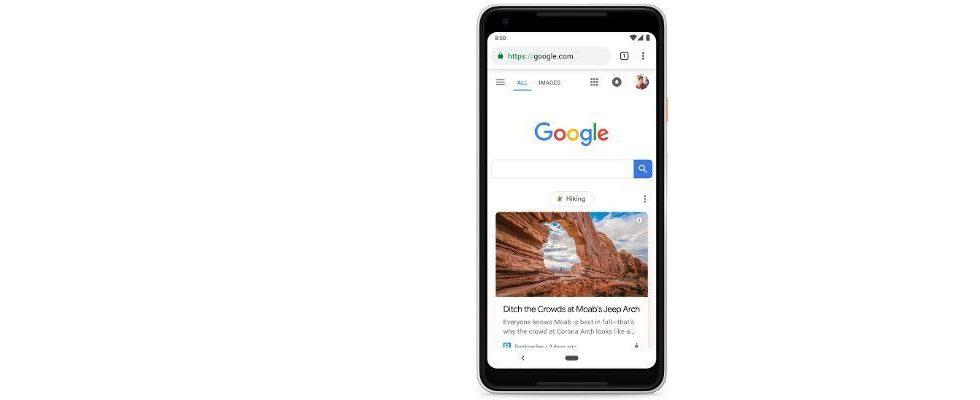 Googles Feed wird zu Discover und kommt in die mobile Suche