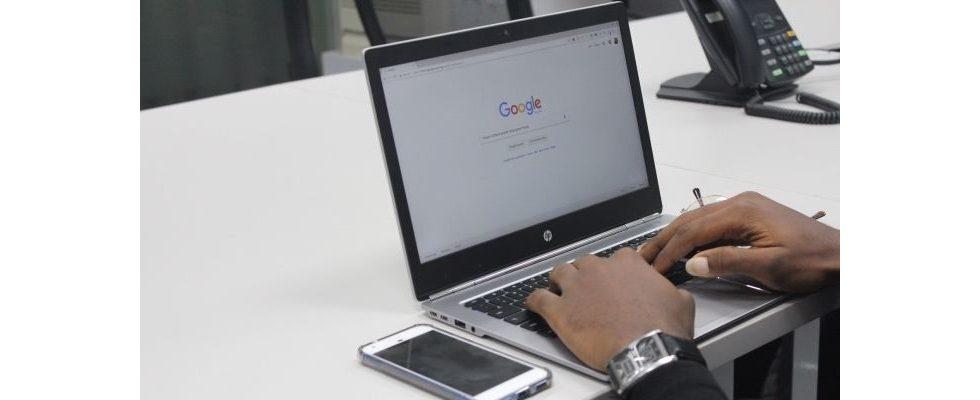Angeblich Millionen Ergebnisse – aber Google macht nach 1.000 Treffern Schluss
