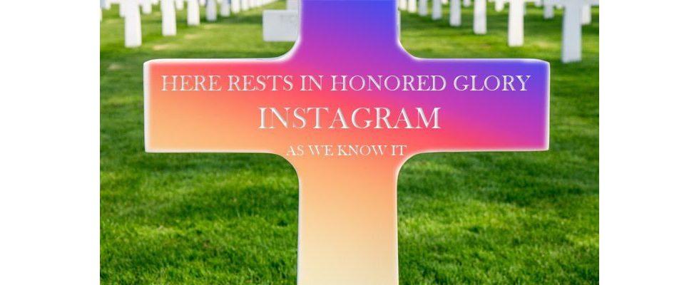 Nach dem Abgang der Gründer: War's das jetzt mit Instagram, wie wir es kennen?