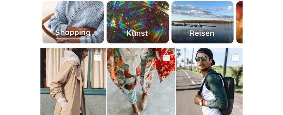 Instagram liefert jetzt einen personalisierten Shopping-Kanal