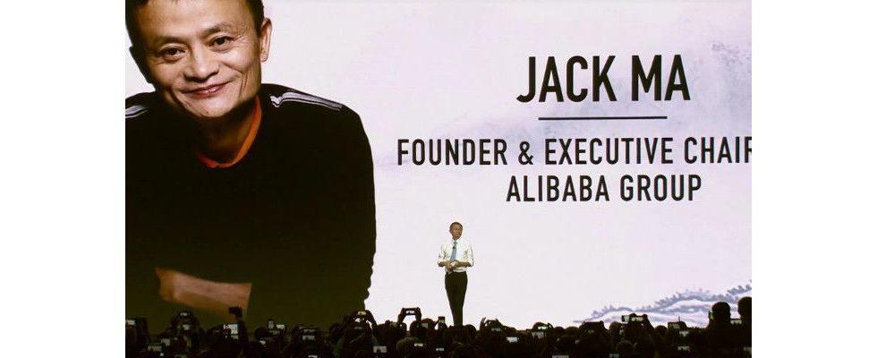 Jack Ma will als Chef bei Alibaba zurücktreten
