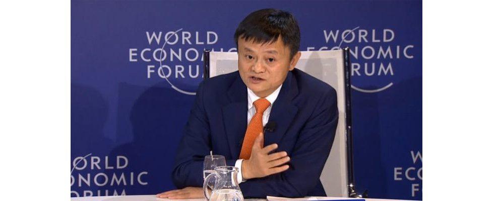 Alibaba-Gründer Jack Ma: Soft Skills werden in Zeiten von KI entscheidend