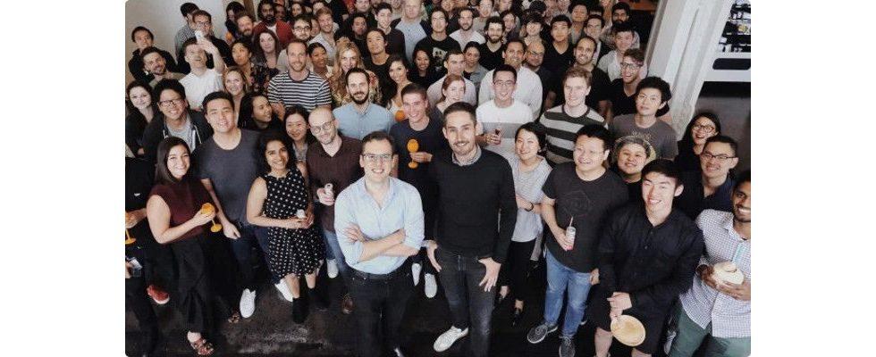 Instagrams Gründer Systrom und Krieger steigen aus
