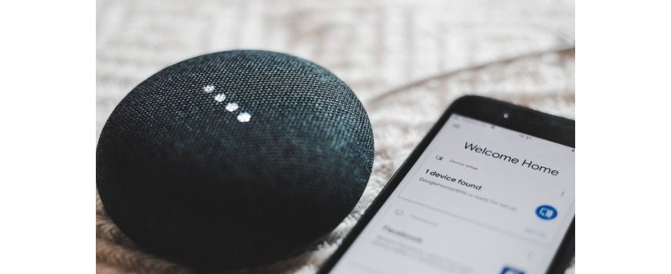 Amazon Echo, Google Home und Co. – Smart Speaker unterstützen vermehrt das Shopping