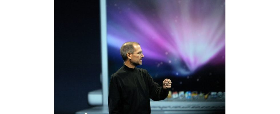 Was du von Steve Jobs' Umgang mit unsachlicher Kritik lernen kannst