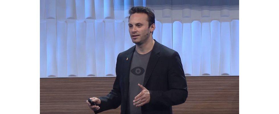 Oculus-Mitgründer Brendan Iribe verlässt Facebook