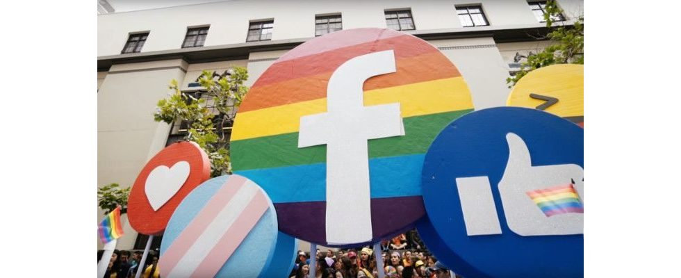 Facebooks Filter blockieren Ads für LGBT-Themen – weil sie als politisch eingestuft wurden