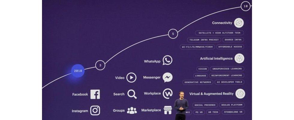Facebook womöglich vor der Übernahme eines Unternehmens für Cybersecurity