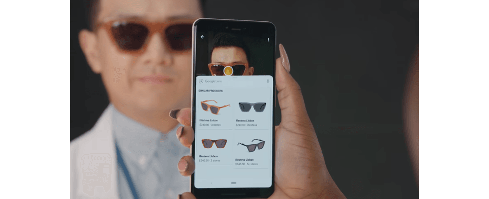 Lens macht Google Bilder zum Schaufenster mit KI