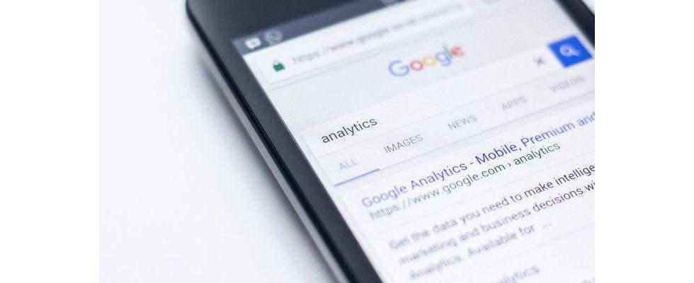 Google zeigt Search Console-Daten in den SERPs