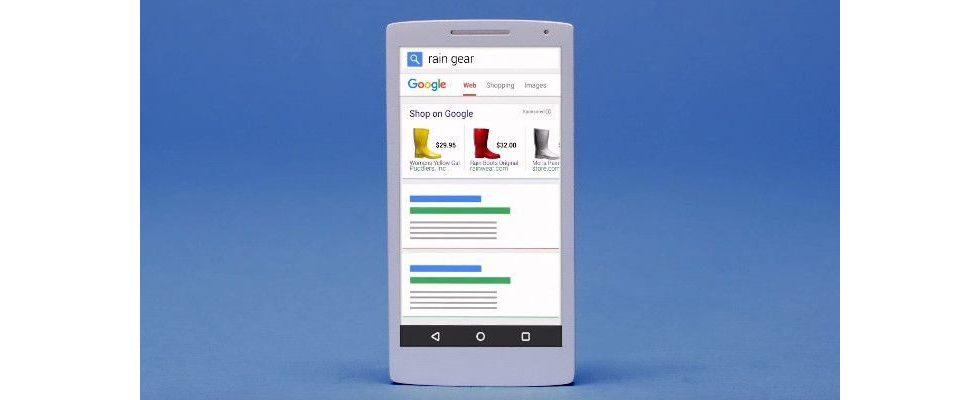 Werbeagenturen hinter Preisvergleichsseiten – Untergräbt Google das EU-Recht?