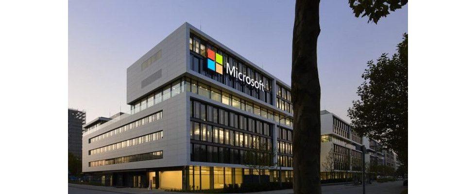 Microsoft plant für 2030 negative CO2-Bilanz