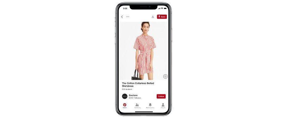 Shoppable Pins und Co. – Pinterest liefert neue Shopping Features