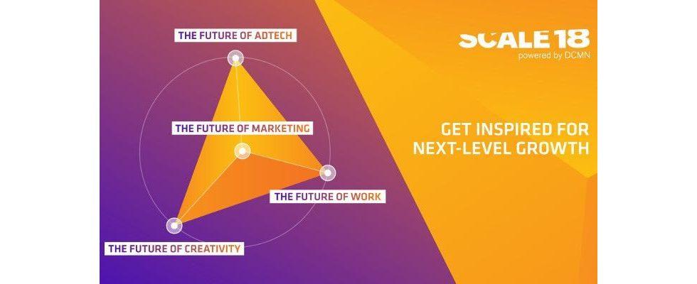 SCALE18 – Innovatives Growth Marketing aus der Praxis
