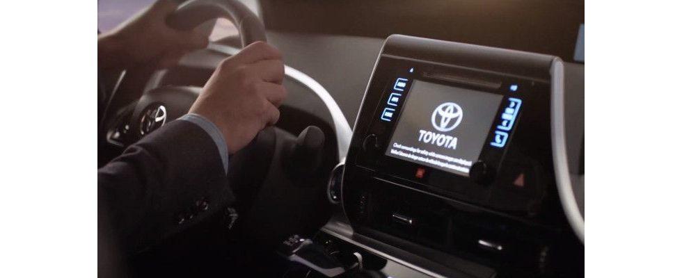 Toyota optimiert Ad Buying mit Blockchain-Technologie