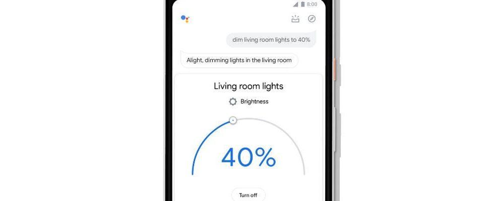 Redesign für Googles Assistant kombiniert Voice mit Touch