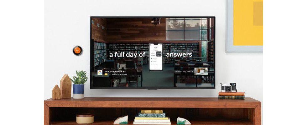 YouTube optimiert Werbelösungen für Zuschauer am TV-Bildschirm