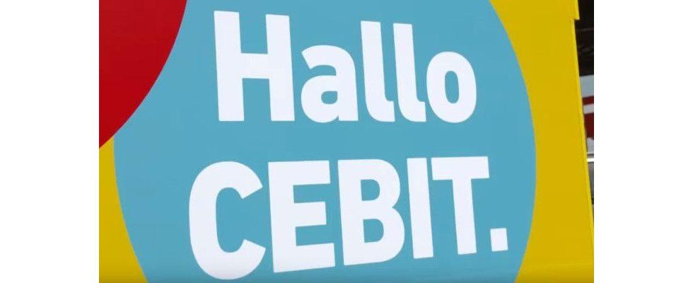 Die CeBit wird eingestellt