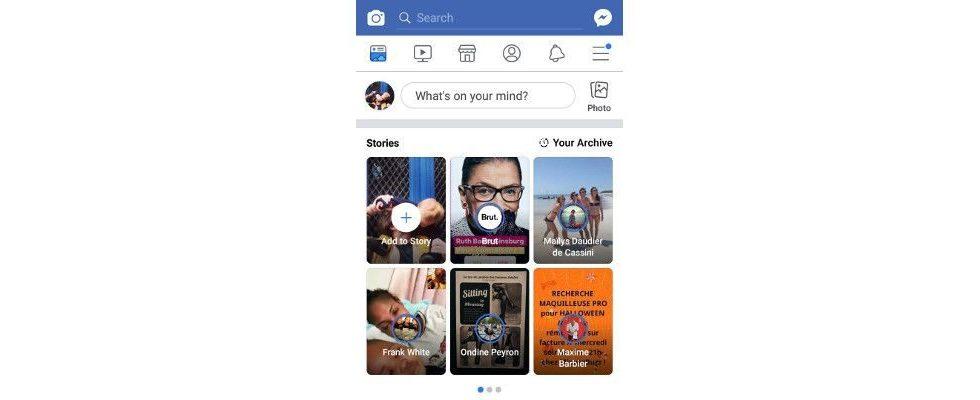 Stories: Facebooks Zukunft und gleichzeitig wohl größte Herausforderung