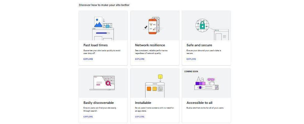Google stellt mit web.dev neue Plattform für Webmaster und Entwickler bereit