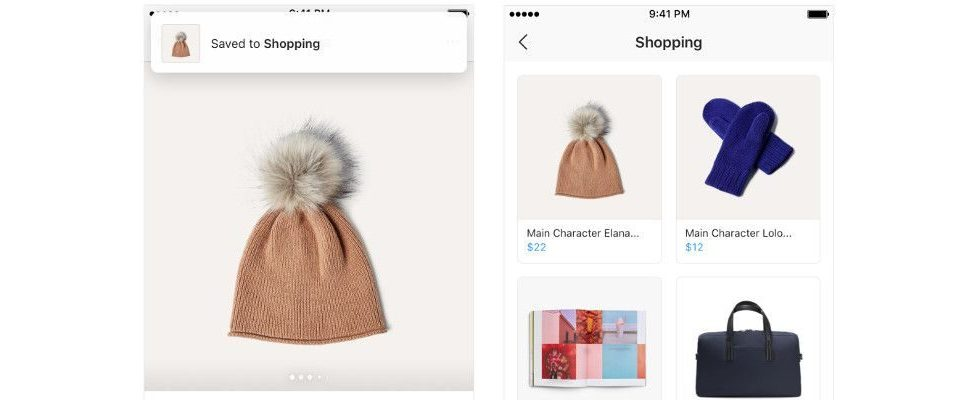Instagram bringt Shopping in Videos und einen Warenkorb für User