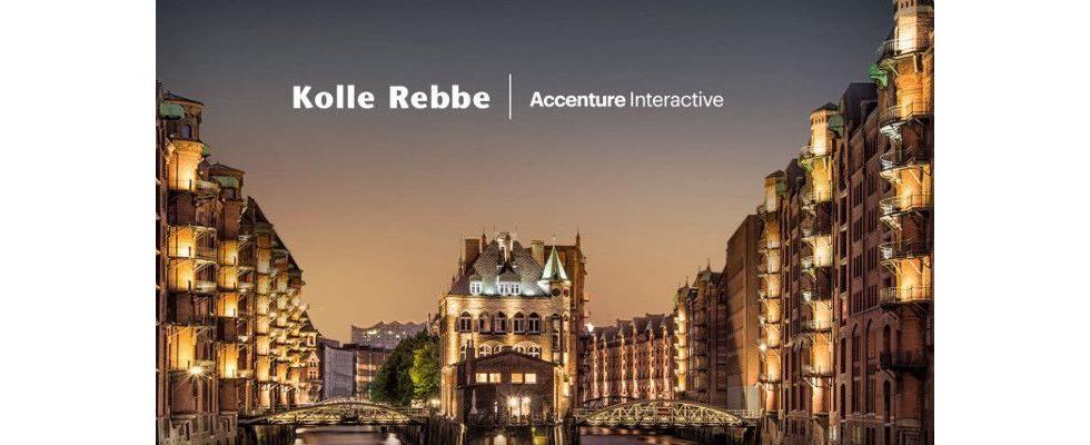 Accenture übernimmt Kolle Rebbe