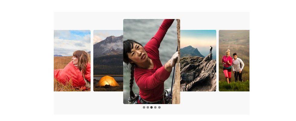 Fünffache Werbefläche pro Pin: Neue Karussell Ads bei Pinterest