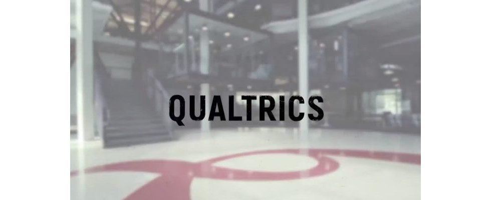 SAP kauft Qualtrics für 8 Milliarden US-Dollar