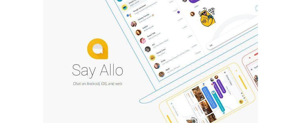 Google stellt Messaging-Dienst Allo 2019 ein