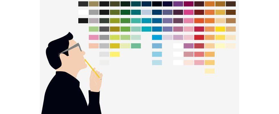 Die richtige Farbe für den Erfolg bei jedem Branding