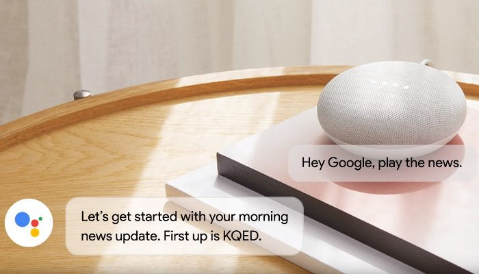 Google bringt die Voice-Version von Google News über den Assistant | OnlineMarketing.de