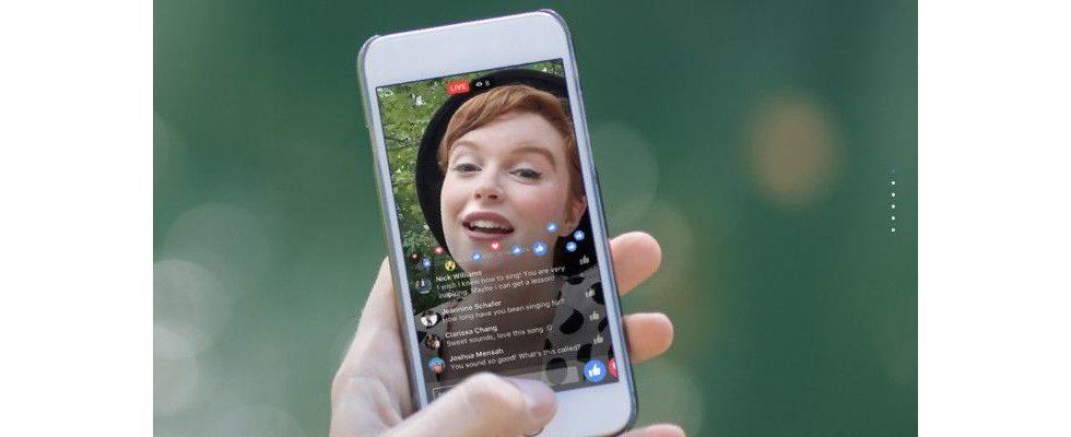Facebook: Instagram und Watch Party Content wird planbar, Live mit Probe-Feature und mehr Länge