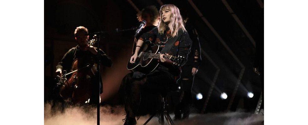 Taylor Swift lässt heimlich die Gesichter ihrer Fans scannen