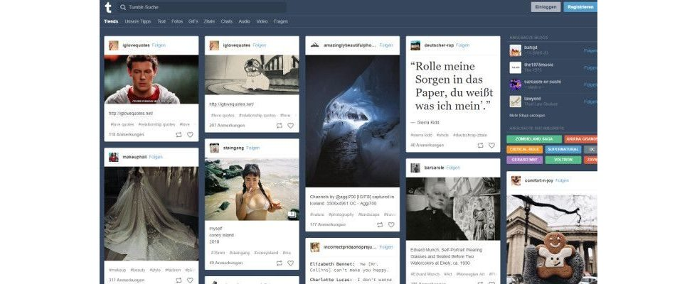 Porno-Verbot hilft: Tumblr passt sich an und kehrt in den App Store zurück