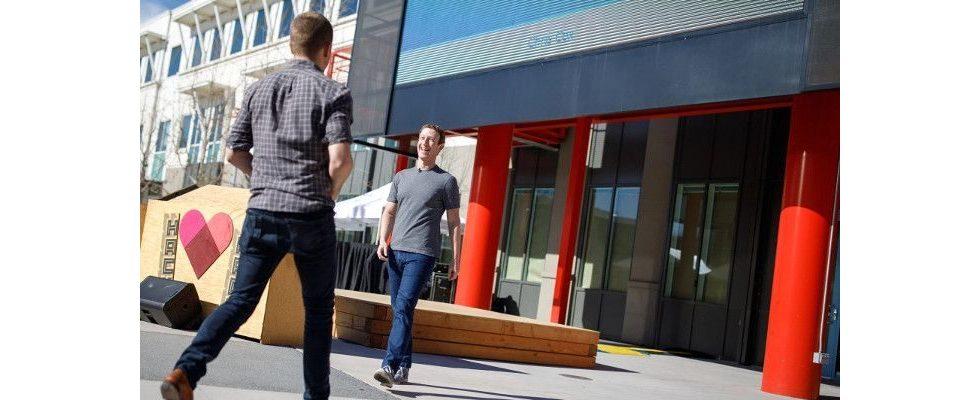 Facebook erlaubte Spotify, Netflix und Co. Zugriff auf private Nachrichten