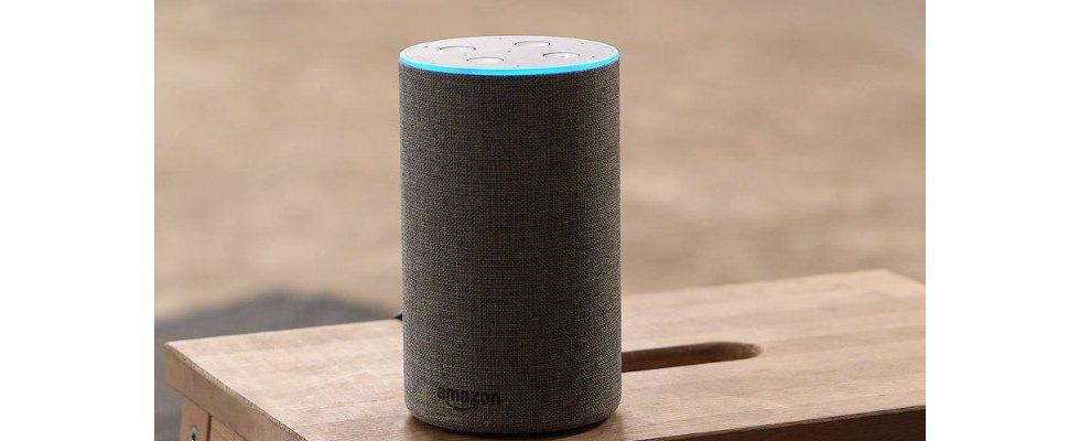 Alexas Stimme wird natürlicher und passt sich dem Content an